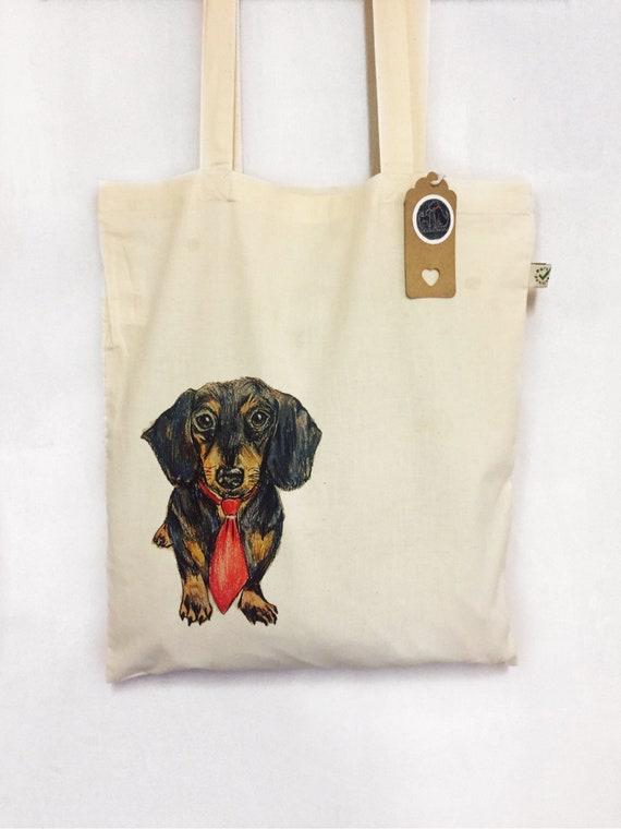 Dachshund Gift Bag