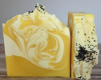 Lemon Myrtle Handmade Natural Artisan Soap
