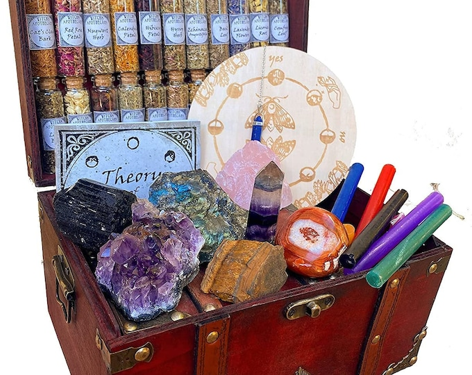 Witchcraft kit Wiccan Altar kit
