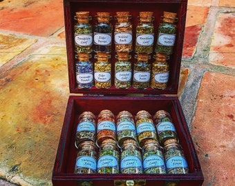 Mini Witchcraft Apothecary