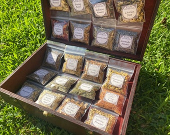 Herb Witchcraft Kit