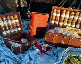 deluxe box + travel essentials