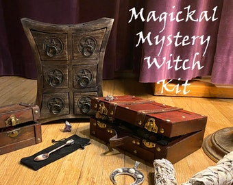 Magickal Mystery Witch Kit