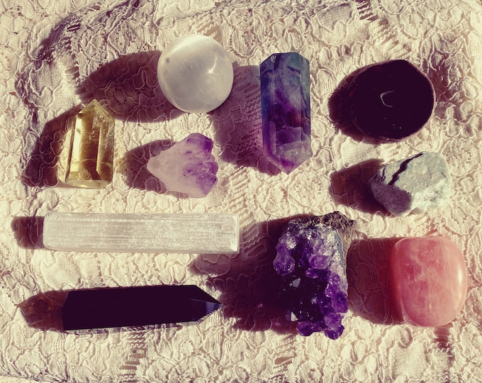 Crystal Witchcraft Kit