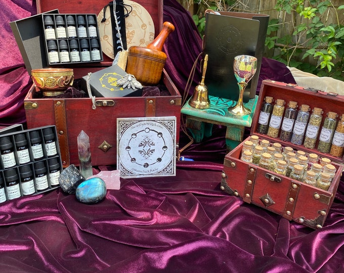 Deluxe Witchcraft Kit