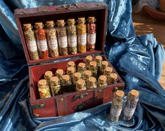 Witchcraft Apothecary