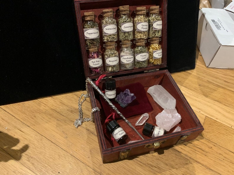 Divination Witchcraft Kit image 0