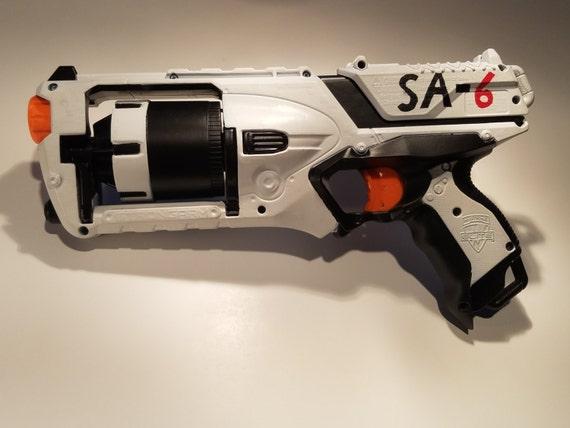 nerf strongarm  Custom painted Nerf Strongarm | Etsy