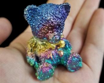 Bismuth Teddy Bear