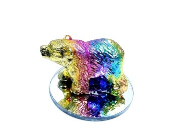 Mini Bismuth Bear