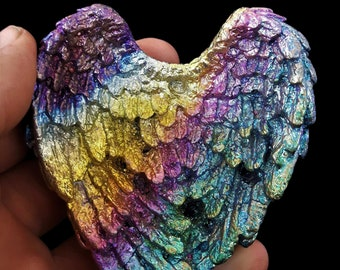 Bismuth Angel Wings