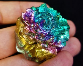 Bismuth Blooming Flower