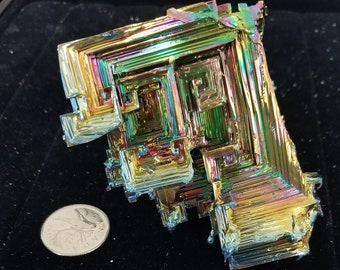 445 Gramme Bismuth Crystal
