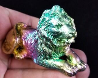 Bismuth Lion