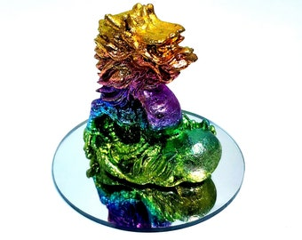 Chinese Large Bismuth Dragon