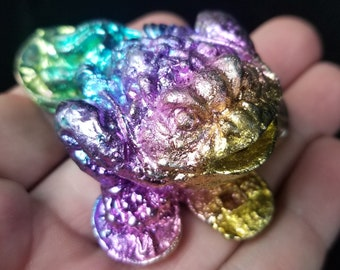 Bismuth Lucky Frog
