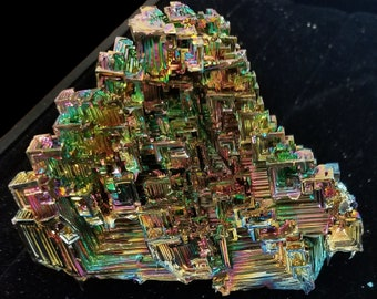 415 Gramme Bismuth Crystal