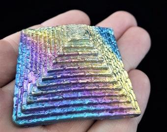 Bismuth Pyramid