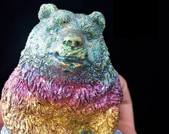 Large Bismuth Bear