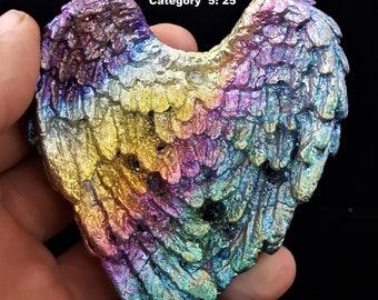 Bismuth Angel Wings