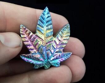 Bismuth Pot Leaf