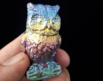 Bismuth Mini Owl