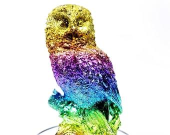 Bismuth Large Extravagant Owl