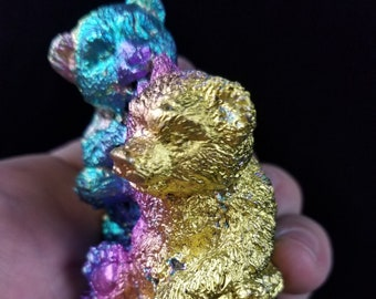 Playing Bismuth Bear Pair