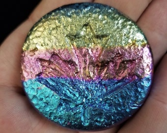 Bismuth Maple Leaf