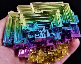 802 Gram High End Bismuth Crystal