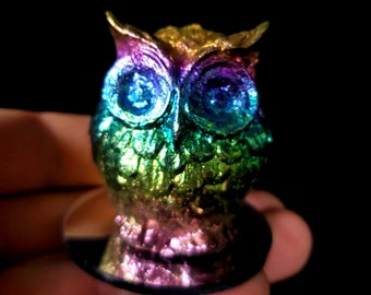 Meduim Fat Owl