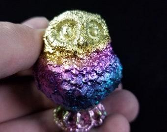 Bismuth Fuzzy Owl
