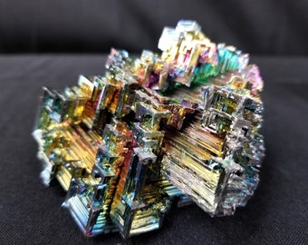 330 Gram Bismuth Crystal
