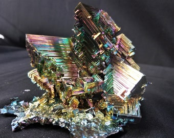 773 Gram Bismuth Crystal