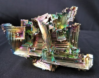 561 Gram Bismuth Crystal