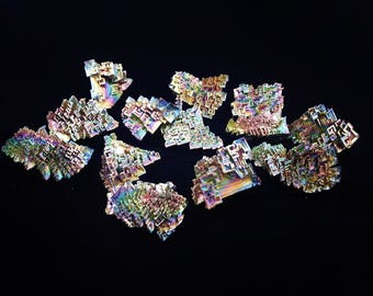 1.1 lbs(500 grams) of AAA Bismuth Crystals(Whole Sale Price)