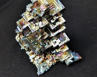 224 Gram Bismuth Crystal
