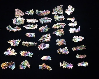 The Jewelers Lot (1.1 LBS)500 Grams Of Small Bismuth Crystals
