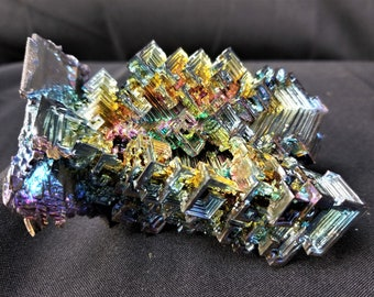 530 Gram Bismuth Crystal
