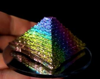 Bismuth Small Pyramid
