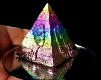 Bismuth Large Pyramid