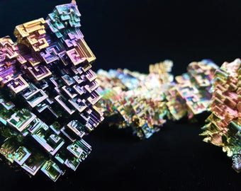 2.2Lbs(1000 Grams) whole sale lot Bismuth Crystals(Whole Sale Price)