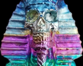 Bismuth King Tut Skull