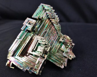 235 Gram Bismuth Crystal