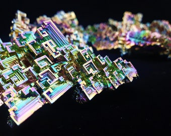 6.6 Lbs(3 Kgs) Whole Sale Bismuth crystals