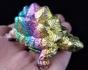 Bismuth Horn Shelled Turtle