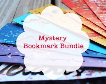 Mystery Bookmark Bundle