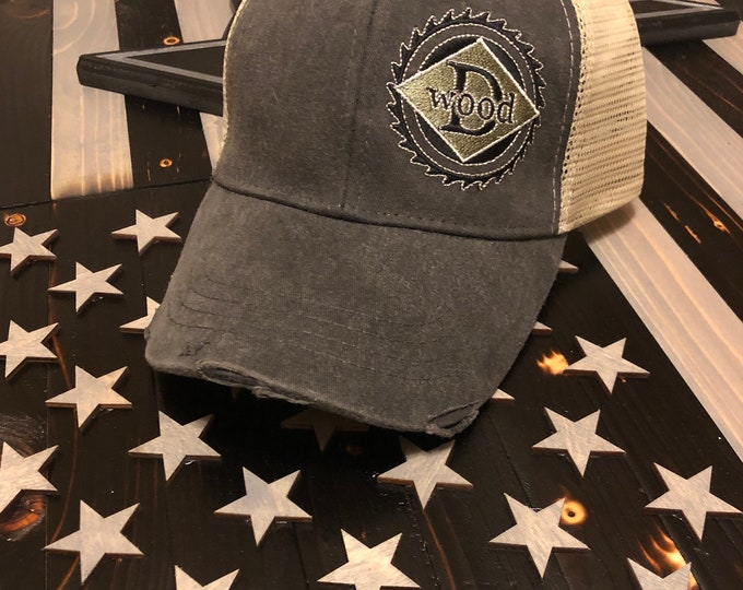 Awesome D-wood Hat FREE SHIPPING