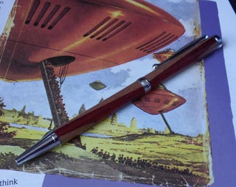 Handmade Wood Ballpoint Pen