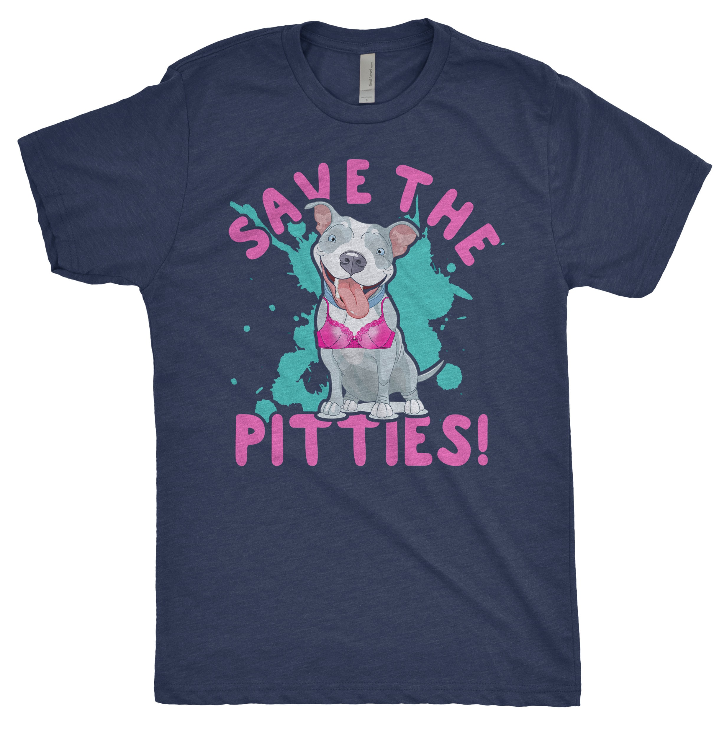 Save The Shirt, Pitties - Save The Tatas, Breast Cancer Survivor Shirt, The Breast Cancer Gifts, Breast Cancer Shirt c2dcfa